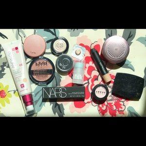 HUGE Quality Makeup Lot!!